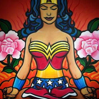 wonder woman timothy watters