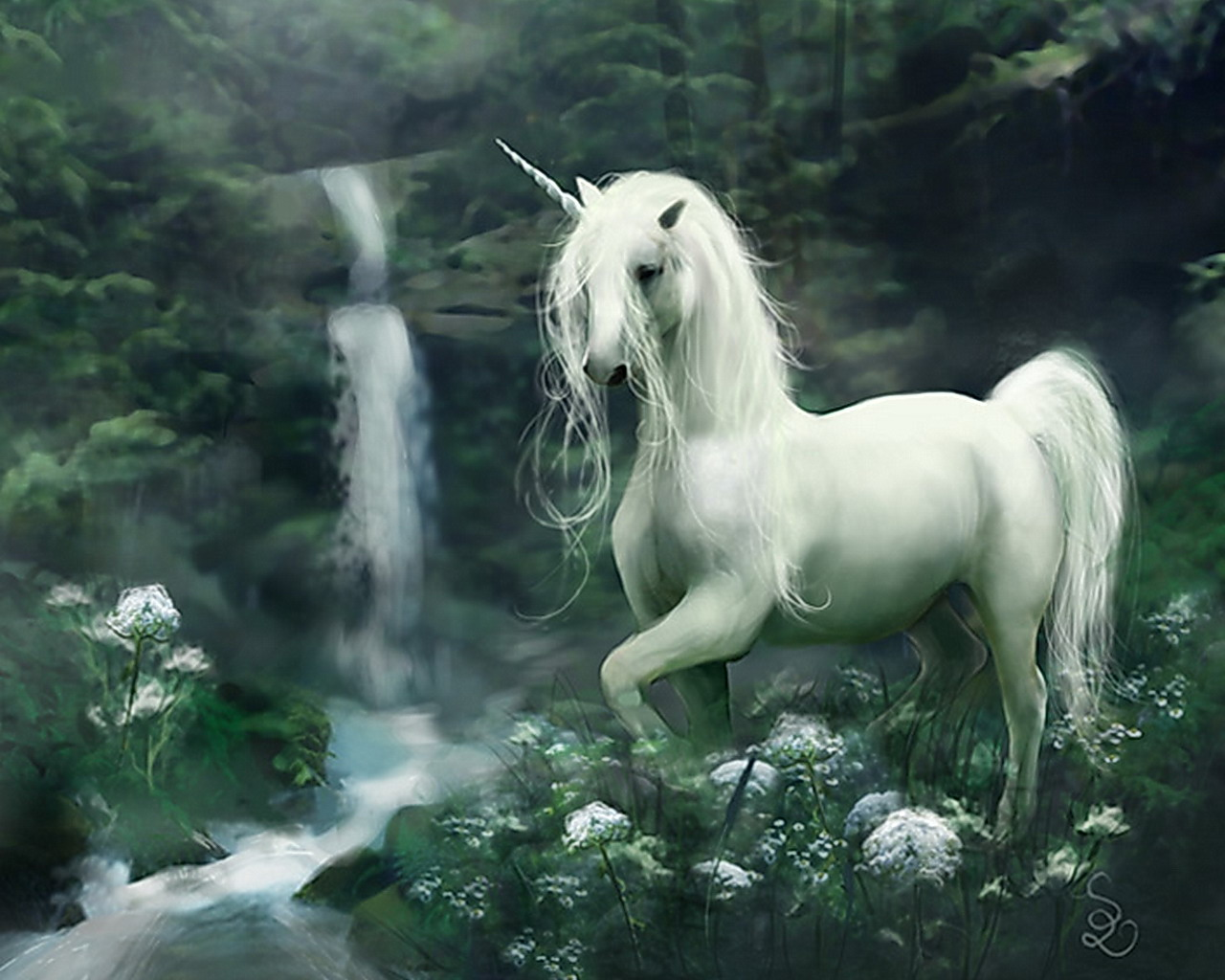 unicorn in mythology